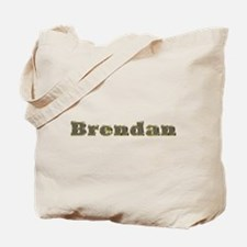 Brendan Gold Diamond Bling Tote Bag