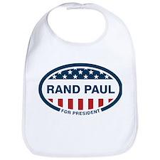 Rand Paul for president Bib