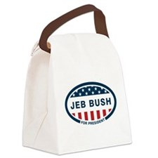 Rand Paul for president Canvas Lunch Bag