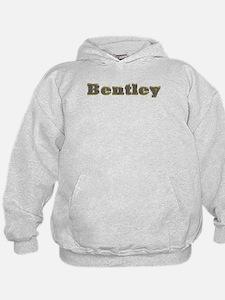 Bentley Gold Diamond Bling Hoodie