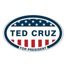 Ted Cruz for president Decal