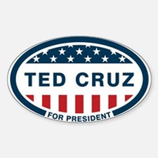 Ted Cruz for president Stickers