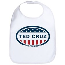 Ted Cruz for president Bib