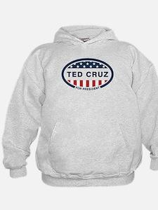 Ted Cruz for president Hoodie