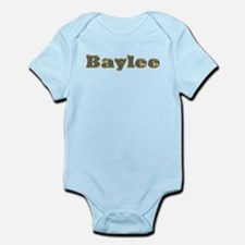 Baylee Gold Diamond Bling Body Suit