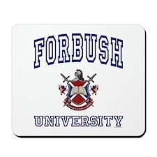 FORBUSH University Mousepad