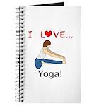 I Love Yoga Journal