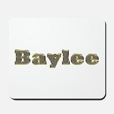 Baylee Gold Diamond Bling Mousepad