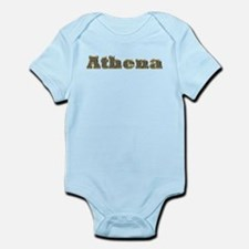 Athena Gold Diamond Bling Body Suit