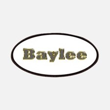 Baylee Gold Diamond Bling Patch