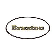 Braxton Gold Diamond Bling Patch