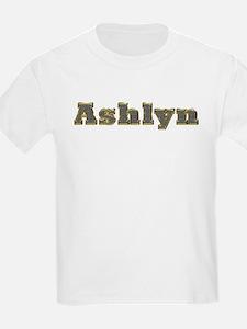 Ashlyn Gold Diamond Bling T-Shirt