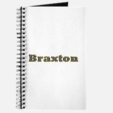 Braxton Gold Diamond Bling Journal