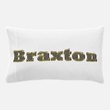 Braxton Gold Diamond Bling Pillow Case