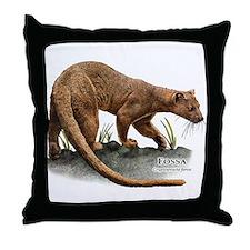 Fossa Throw Pillow