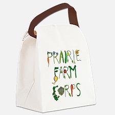 Prairie Farm Corps Canvas Lunch Bag