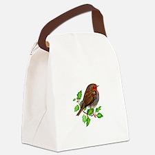 Robin Bird, Robin Redbreast, Painting Canvas Lunch