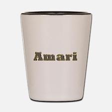 Amari Gold Diamond Bling Shot Glass