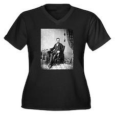 abraham lincoln Plus Size T-Shirt