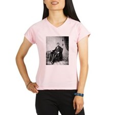 abraham lincoln Performance Dry T-Shirt