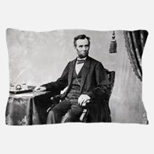 abraham lincoln Pillow Case