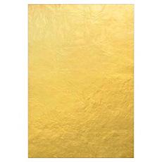 Gold Foil Effect Poster