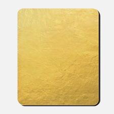 Gold Foil Effect Mousepad