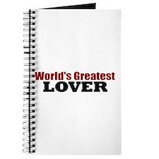 World's Greatest Lover Journal