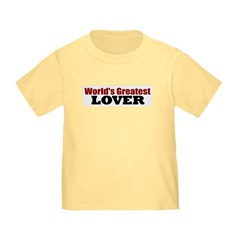 World's Greatest Lover T