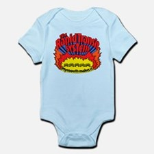 Plymouth Infant Bodysuit