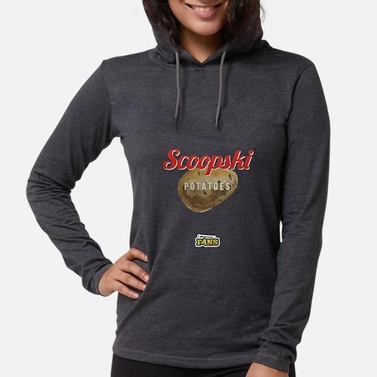 Scoopski potatoes Long Sleeve T-Shirt