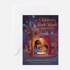2015 Children's Book Week Greeting Cards (10 P