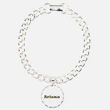 Ariana Gold Diamond Bling Bracelet