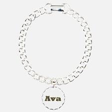 Ava Gold Diamond Bling Bracelet