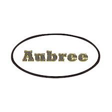 Aubree Gold Diamond Bling Patch