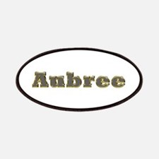Aubree Gold Diamond Bling Patch