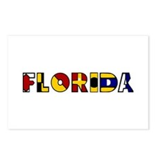 Unique Jacksonville florida Postcards (Package of 8)