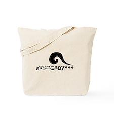 Swirlbaby Logo Tote Bag