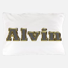 Alvin Gold Diamond Bling Pillow Case