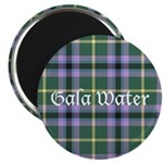 Tartan - Gala Water dist. Magnet