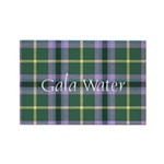 Tartan - Gala Water di Rectangle Magnet (100 pack)
