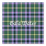 Tartan - Gala Water dist Square Car Magnet 3