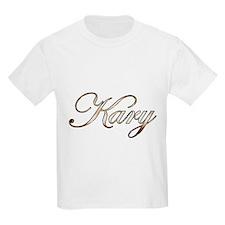 Gold Kary T-Shirt
