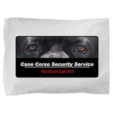 security.png Pillow Sham