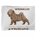 attitude.png Pillow Sham