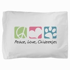 peacedogs.png Pillow Sham