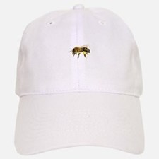 Honey bee watercolour / watercolor painting Baseball Baseball Cap