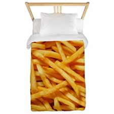 French Fries Twin Duvet