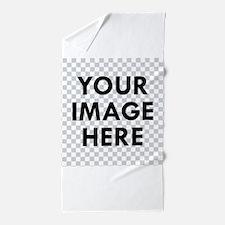 CUSTOM Your Image Beach Towel