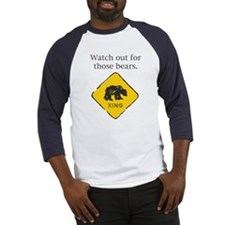 Watch out for Bears Baseball Jersey